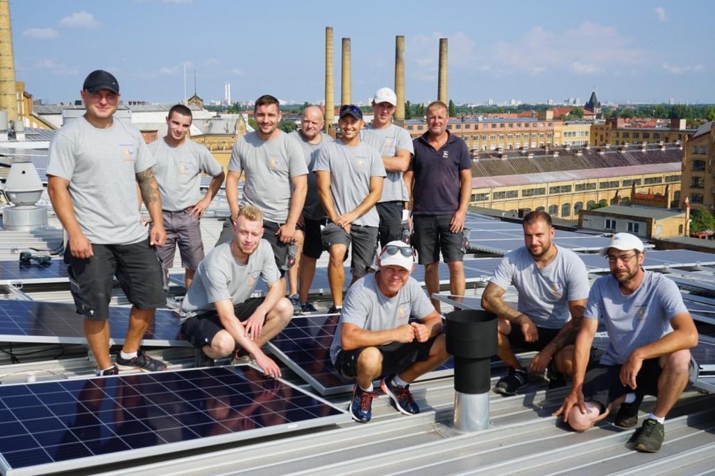 Jobs als Elektriker/ Elektroniker/ Monteur in der Photovoltaik